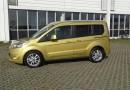 Ford Tourneo Connect in Gold in der Seitenansicht