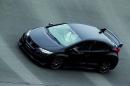 Testrunden mit dem Honda Civic Type R in Japan