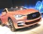 Infiniti Q30 Concept auf der Los Angeles Motor Show 2013