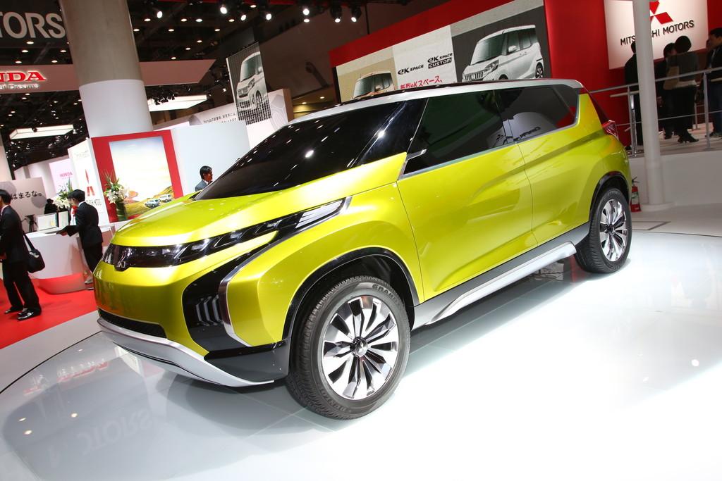 Mitsubishi Concept AR auf der Automesse Tokio 2013