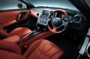 Der Innenraum des 2014er Nissan GT-R