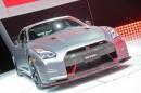 Nissan GT-R Nismo auf der LA Automesse 2013