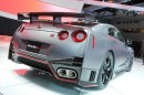 Nissan GT-R Nismo auf der LA Auto Show 2013