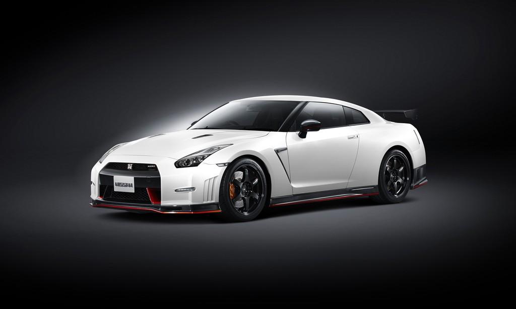 Foto vom Außendesign des Nissan GT-R Nismo