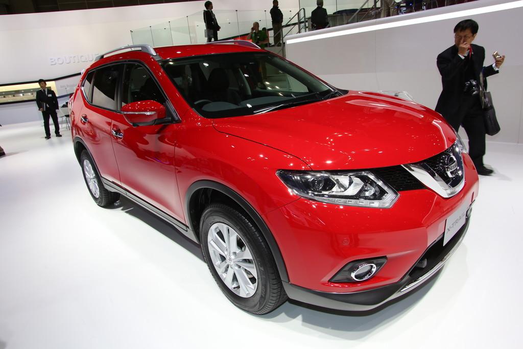 Nissan X-Trail auf der Tokio Motor Show 2013