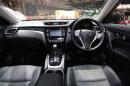 Der Innenraum der dritten Generation des Nissan X-Trail