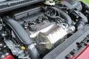 Der 270 PS Motor unter der Huabe des Peugeot RCZ R