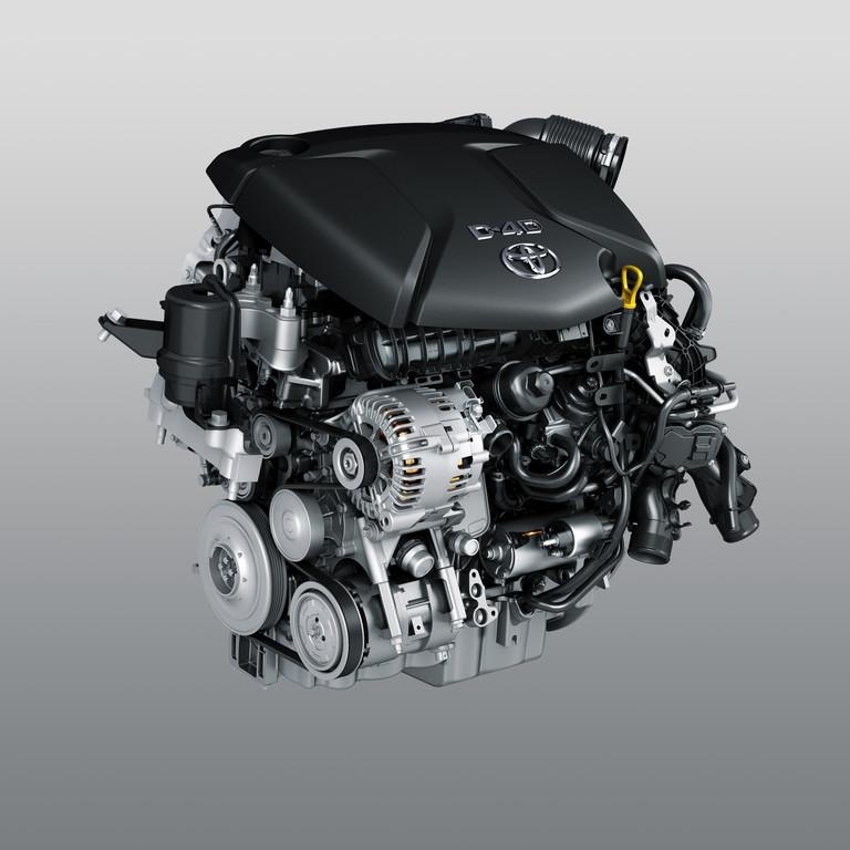 Der BMW Motor des Toyota Verso 1.6 D-4D