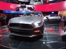 Der Ford Mustang als Cabrio bei der Vorstellung Ende 2013