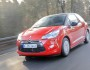Roter Citroen DS3 Pure Tech VTi 82 mit 60 KW