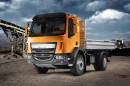 DAF LF Construction: Ein LKW-Modell für den Bau