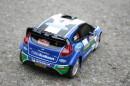 Der Fiesta RS WRC 2012 von Carrera RC