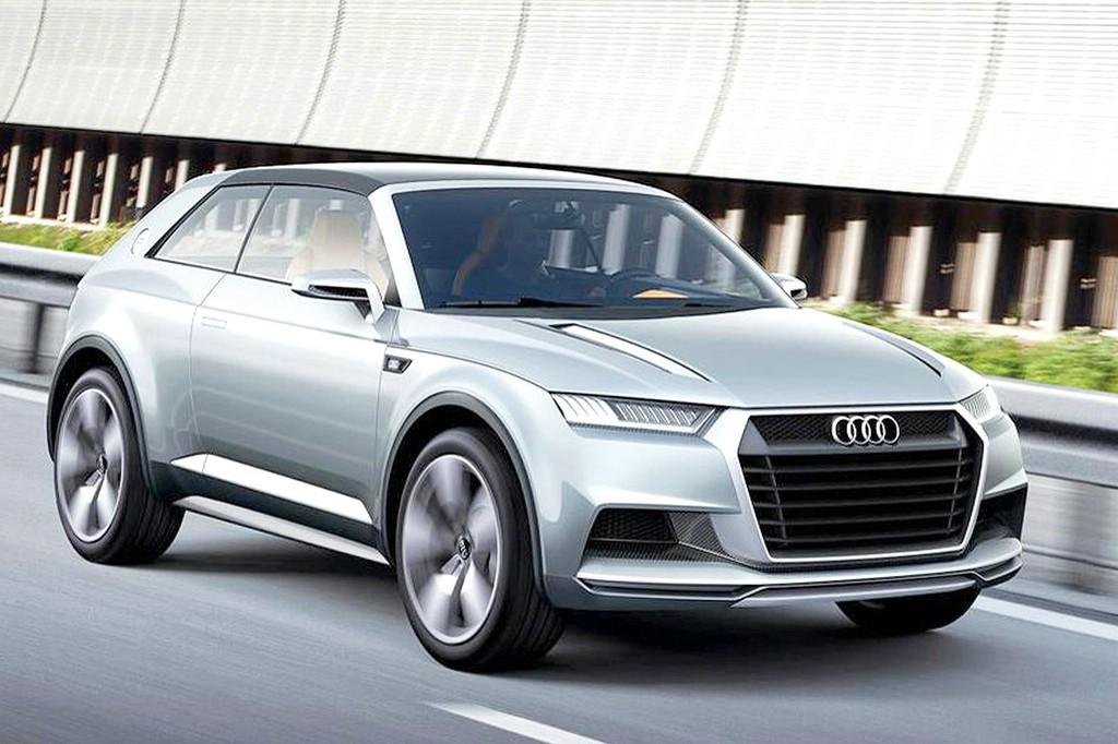 Der kleine SUV von Audi: der Q1