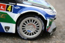 Felgen Ford Fiesta RS WRC 2012 von Carrera RC