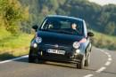 Dem Fiat 500 Twinair Turbo treiben 2-Zylinder an