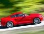 2014er Ford Mustang als Coupe in der Seitenansicht