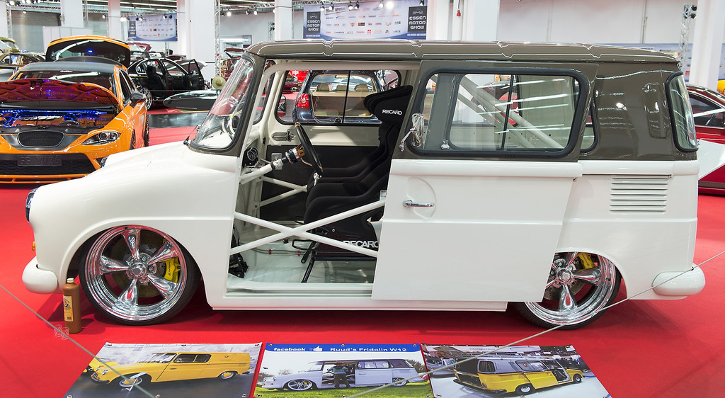 Volkswagen Fridolin Tuning mit 450 PS unter der Haube