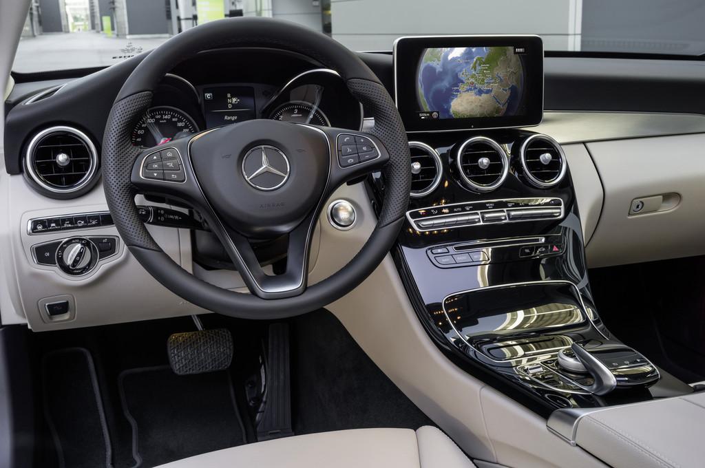 Mercedes C Klasse Kompakt