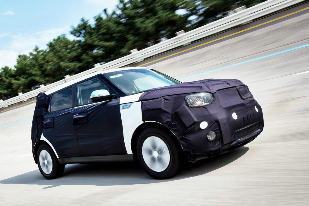 Kia Soul EV, Der Kompaktwagen mit Elektroantrieb
