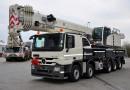 Umbau: Der Mercedes-Benz Actros 5548 10x4 6 mit Terex Roadmaster 5300