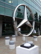 Mercedes-Benz Zentrum in Sunnyvale (Kalifornien)