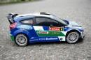 Modellauto Ford Fiesta RS WRC 2012 von Carrera RC
