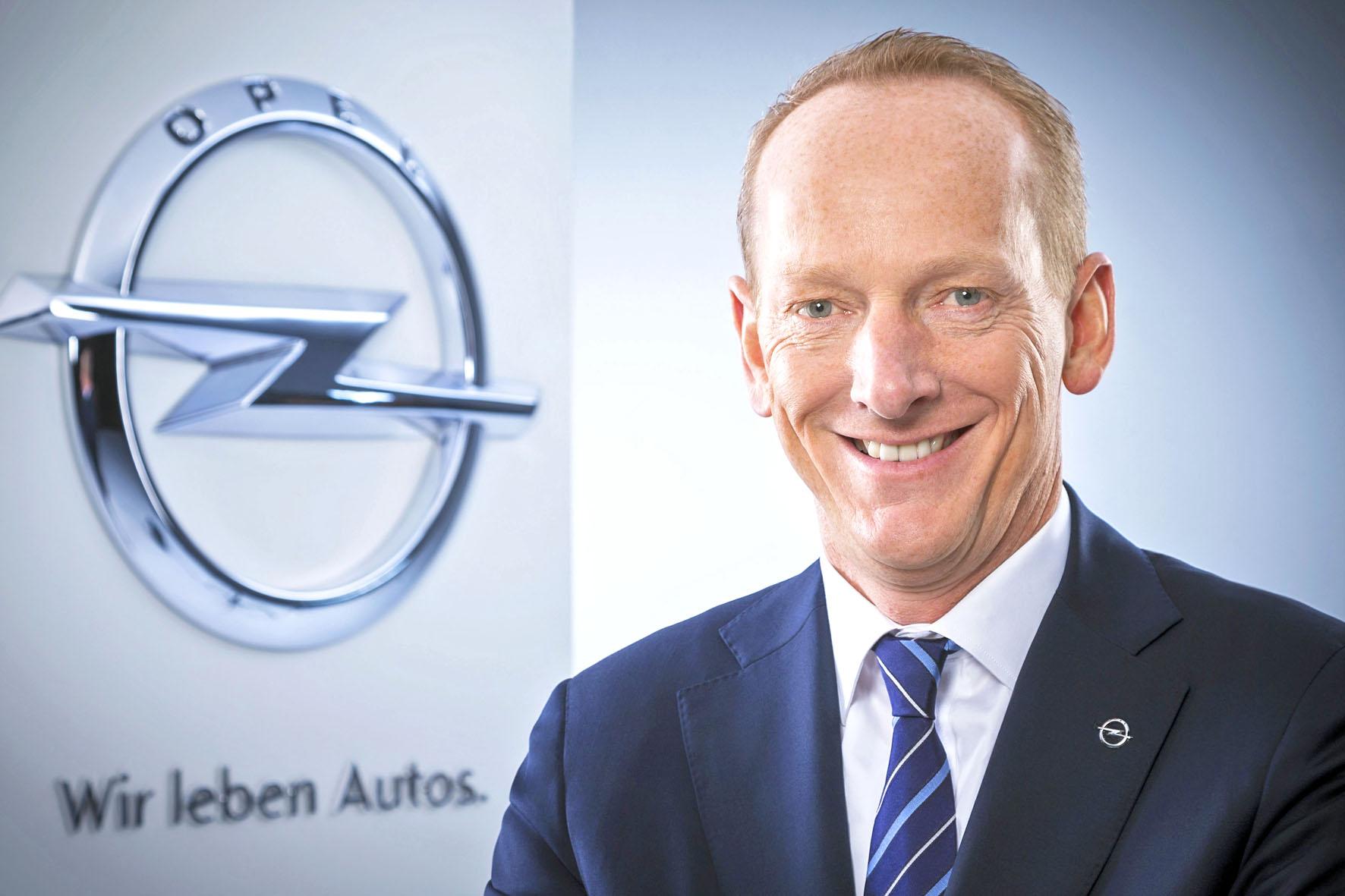 Opel-Chef Karl-Thomas Neumann über CO2-Zertifikate für Autoindustrie