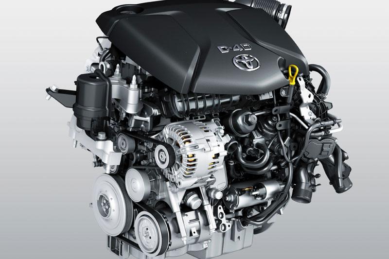 Vierzylinder-Motor von BMW für den Van Toyota Verso