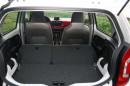 das Gepäckabteil des 2013er Volkswagen Cross-Up