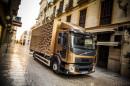 LKW-Modell Volvo FL vom LKW-Bauer Volvo Trucks