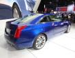 Vorstellung des Cadillac ATS Coupé auf der Detroit Motorshow 2014