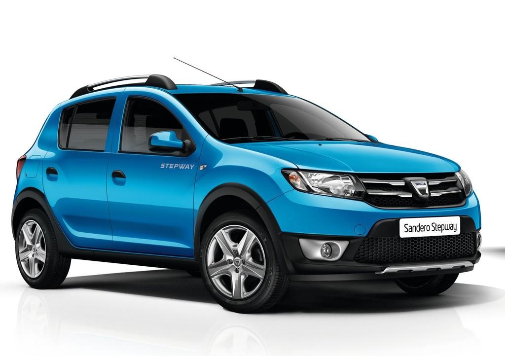 2014 wird der Dacia Sandero Stepway etwas günstiger