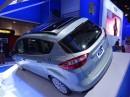 Ford mit Solarantrieb: Der C-Max Solar Energi