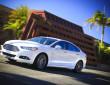 So wird auch der Mondeo aussehen, der Ford Fusion 2014