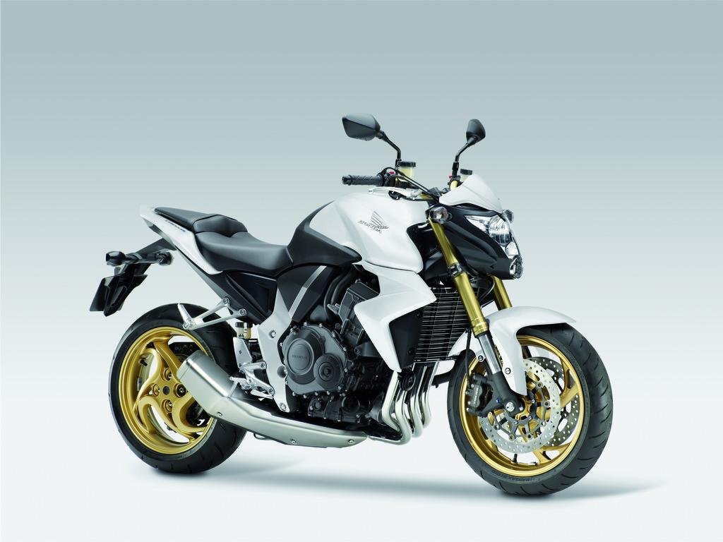 Die Honda CB 1000 R gibt es 2014 mit Preisnachlass