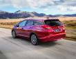 Bild vom Exterieur des Honda Civic Tourer