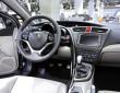 Blick ins Innenraum des Honda Civic Tourer