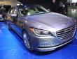 Hyundai Genesis auf der Detroiter Autoshow 2014