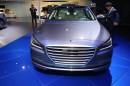 Vorstellung des Hyundai Genesis auf der Detroit Motorshow 2014