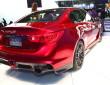 Infiniti Q50 Eau Rouge auf der Detroit Motor Show 2014