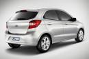 Der neue Ford Ka als Konzeptfahrzeug