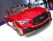 Infiniti Q50 Eau Rouge auf der Detroiter Automesse NAIAS 2014