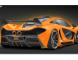 Tuning McLaren P1 mit Aerodynamik-Kit von German Special Customs