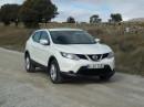 Fotoaufnahme vom Exterieur des Nissan Qashqai