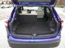 Die Ladefläche des 2ten Nissan Qashqai