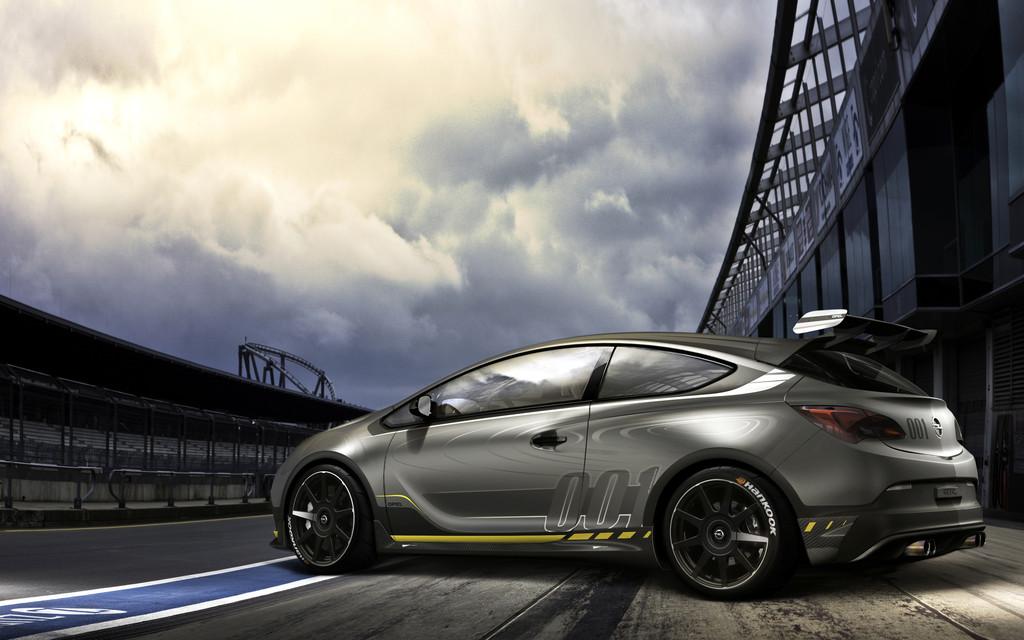 Der Opel Astra OPC Extreme soll der schnellste Astra sein
