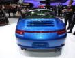 Vorstellung des Porsche 911 Targa auf der Detroit Motorshow 2014