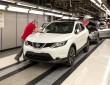 Die Produktion der neuen Generation des Nissan Qashqai im Werk Sunderland