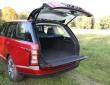 Range Rover Vogue, Gepäckraum