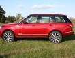 Range Rover Vogue, Seitenansicht